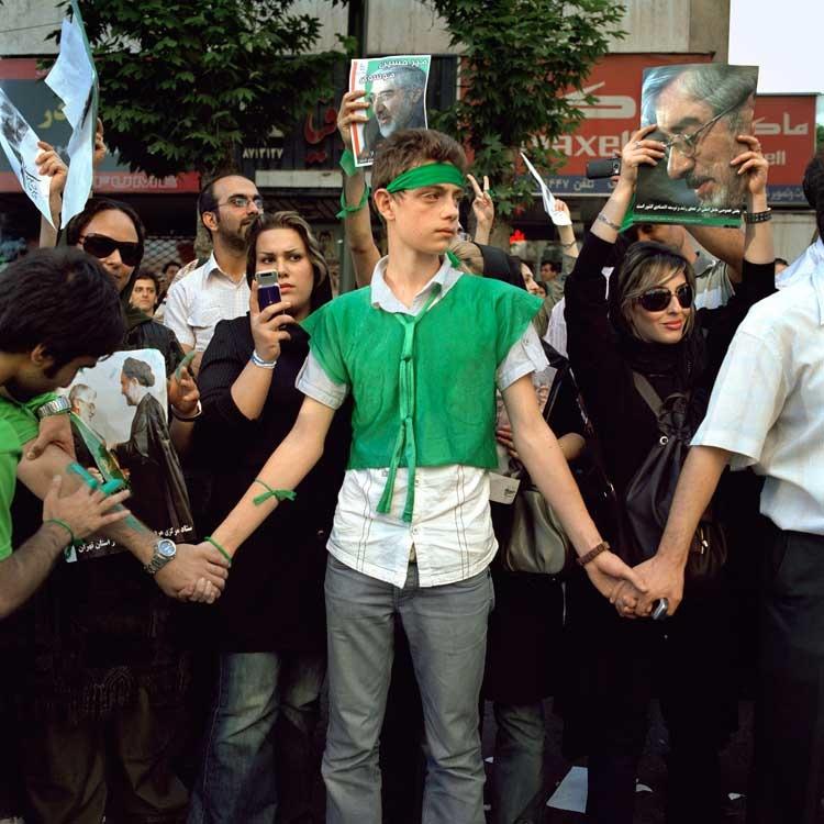 Paolo Woods/Serge Michel: Der wirkliche Iran