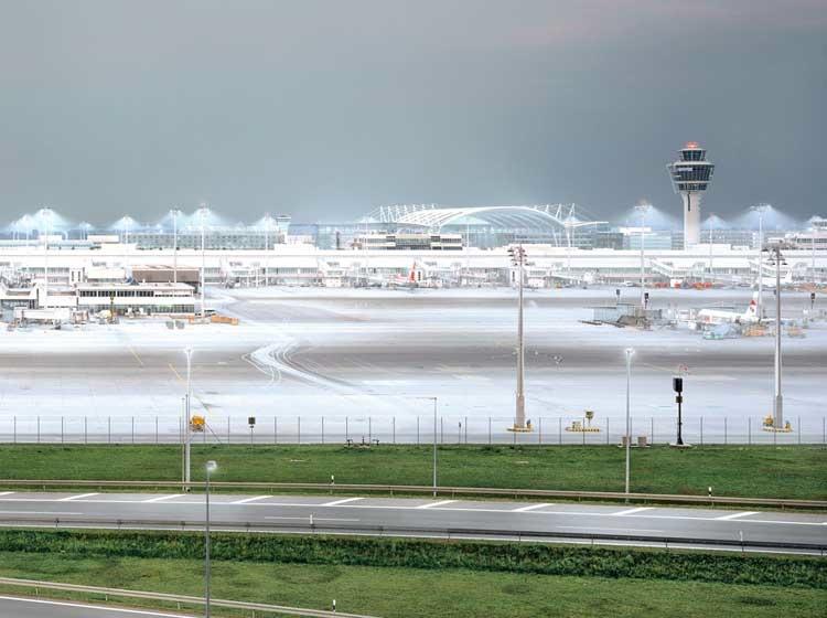 Thomas Weinberger: Flughafen München