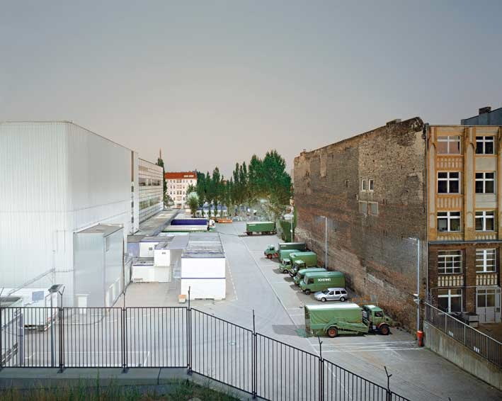 Thomas Weinberger: Schering, Berlin