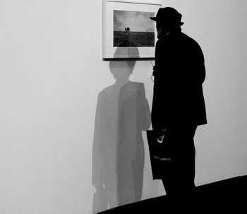 Schnappschuss: Der Schattenmann