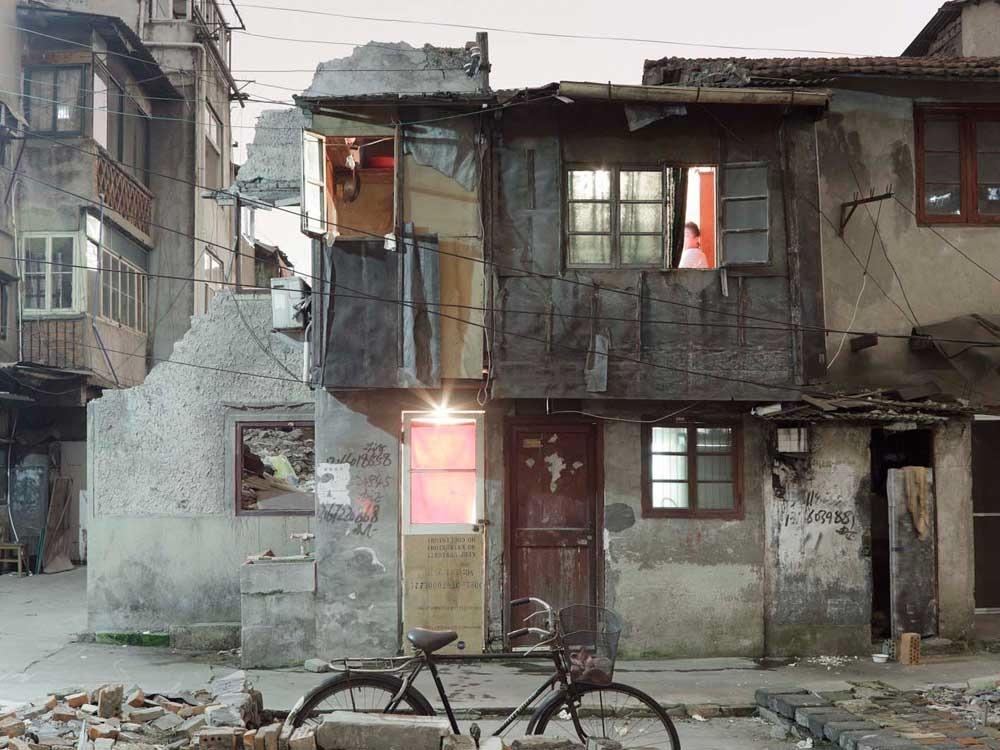 Peter Bialobrzeski – aus: Nail Houses
