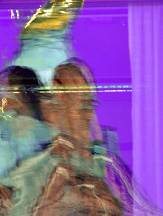 Carlo d'Orta - aus: Spiegelungen