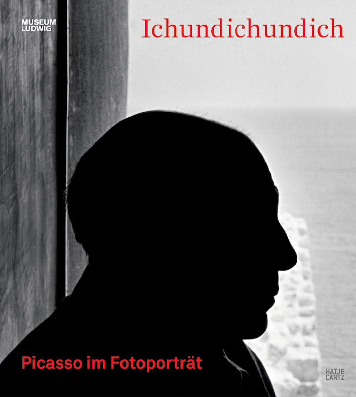Picasso im Fotoportrait: Ichundichundich