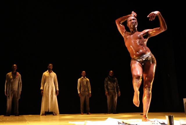 Tanzfestival Südafrika (keystone)