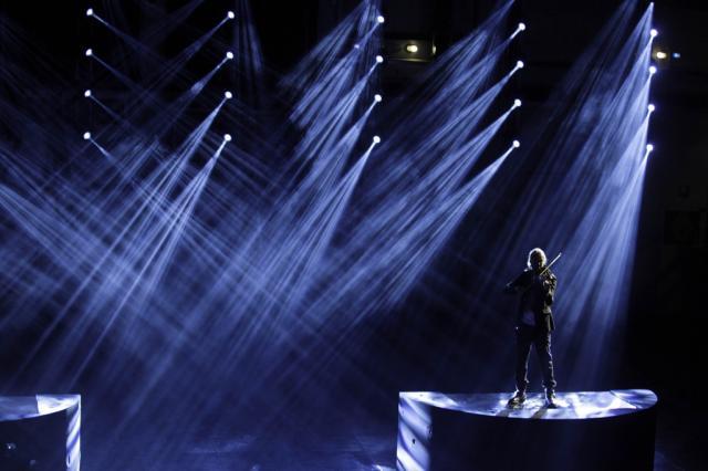 David Garrett, Sanremo Song Festival (keystone)
