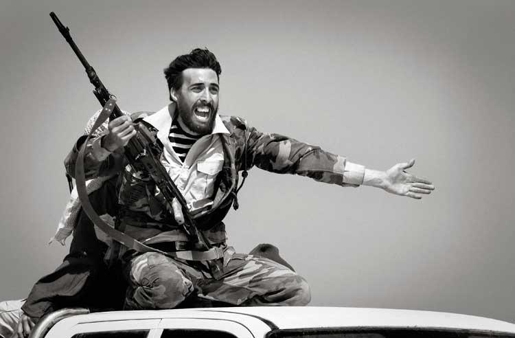 Anja Niedringhaus: Bin Jawad, Libyen, März 2011 © Anja Niedringhaus/AP