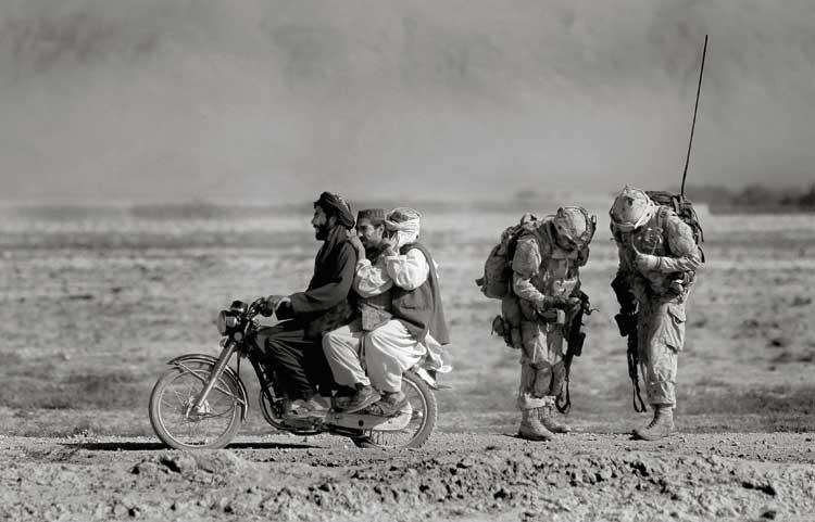 Anja Niedringhaus: Salavat, Afghanistan, September 2010 © Anja Niedringhaus/AP