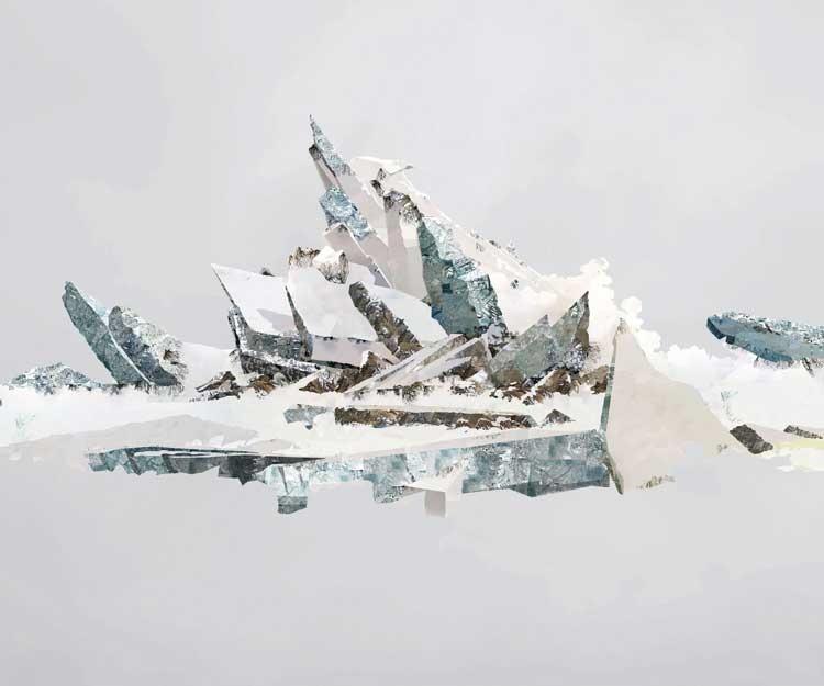 Alex Grein: Terra V (2010), © Alex Grein