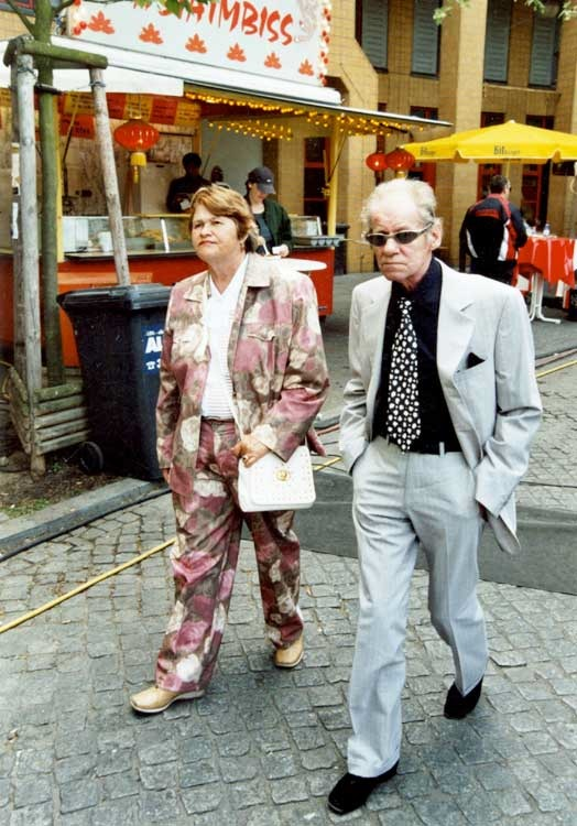 Boris Mikhailov: In the Street, Berlin, 2001/2003