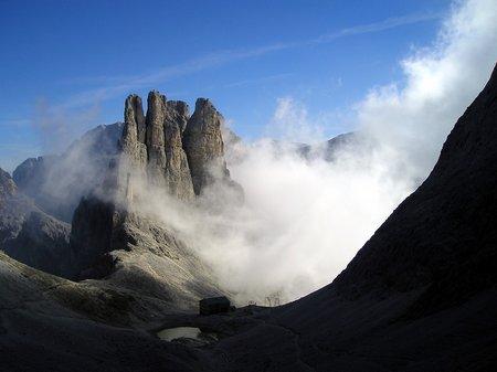 Landschaftsfotografie: Drama der Berge