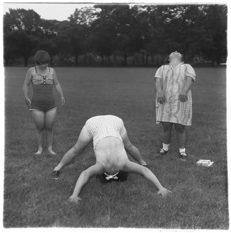 Diane Arbus: Untitled (6) 1970-71 (Ohne Titel (6) 1970-71) © The Estate of Diane Arbus