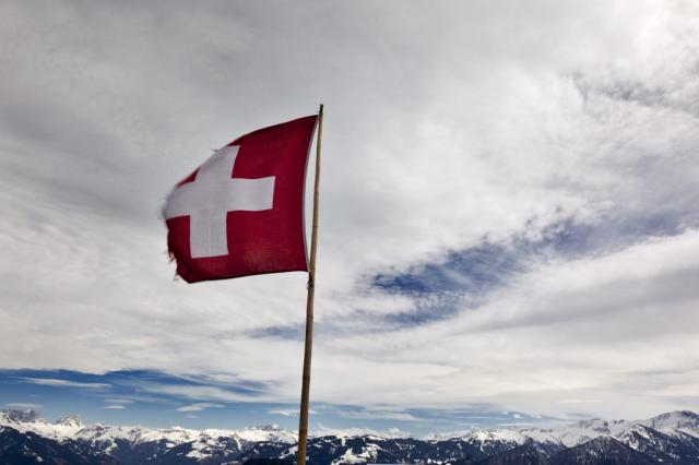 Mastrils, Schweiz (keystone)