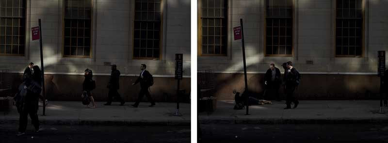 Paul Graham:Fulton Street 11th November 2009-11-29, from The Present  Paul Graham, 2009