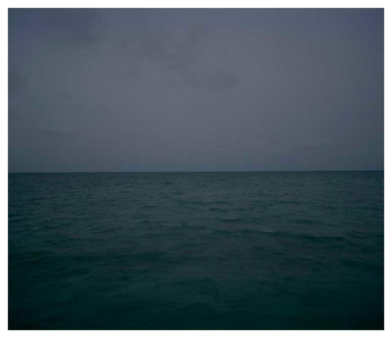 Davide Monteleone (Italien): Zarzis, Tunisia, 2011. Series: HARRAGAS, Fine Art Baryta Paper 310 g/m²