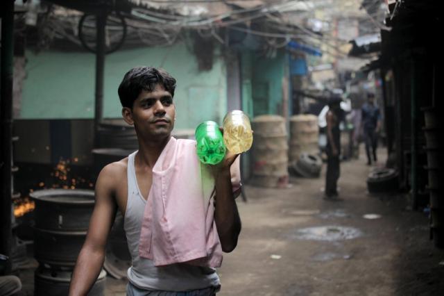 Calcutta, Indien (keystone)