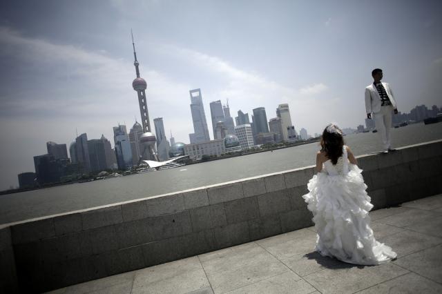 Shanghai, China (keystone)