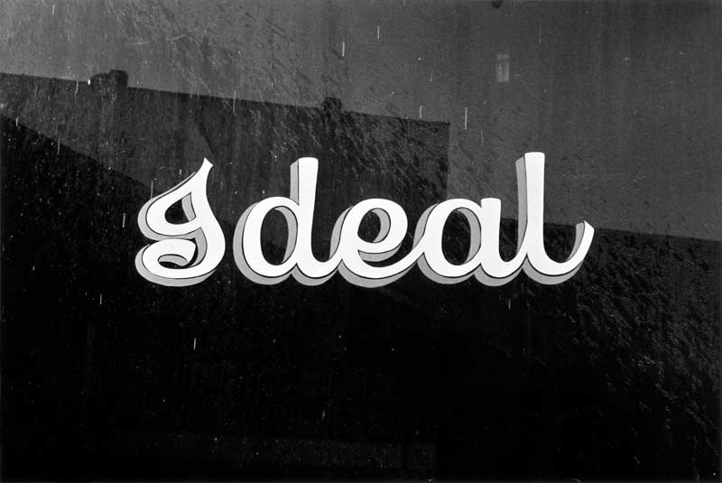 Lewis Baltz: Ideal, 1976. Aus der Serie The Prototype Works  Lewis Baltz, courtesy Galerie Thomas Zander, Kln