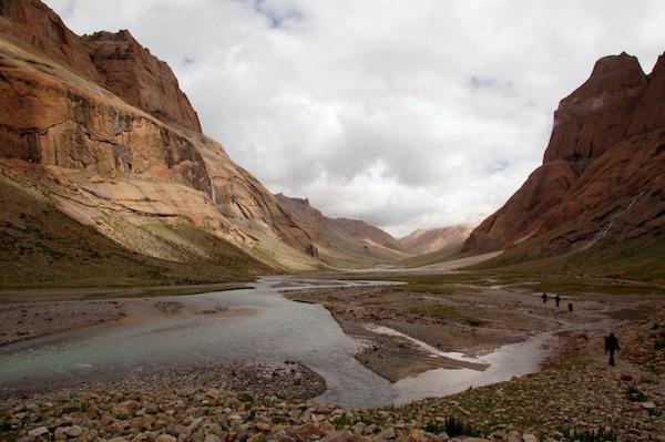 Landschaftsfoto: Mehr Farbe