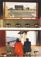 Dan Graham: View Interior, New Highway Restaurant, Jersey City, N.J., 1967 (Ausschnitt) © Dan Graham