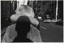 Lee Friedlander: New York City, 1966 © Lee Friedlander
