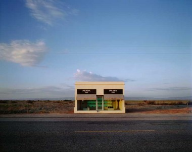 Elmgreen & Dragset: Untitled (Prada Marfa), 2007