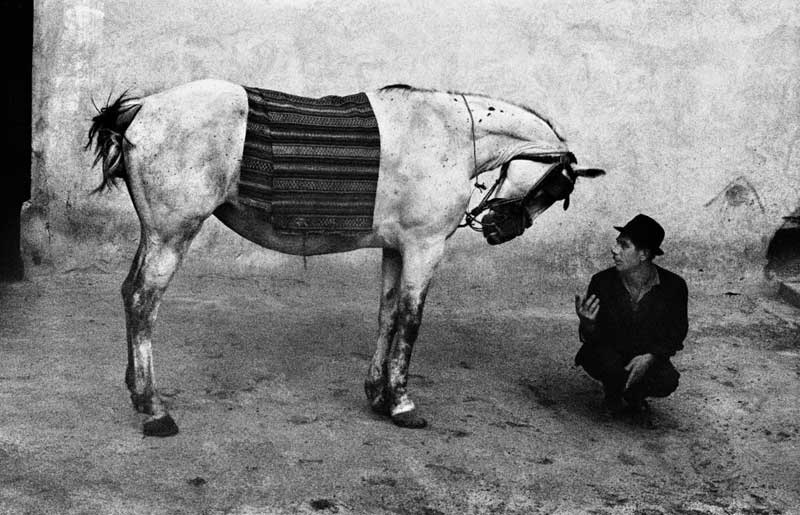 Josef Koudelka: Roumanie (Romania), 1968. Courtesy of the artist and of Magnum Photos