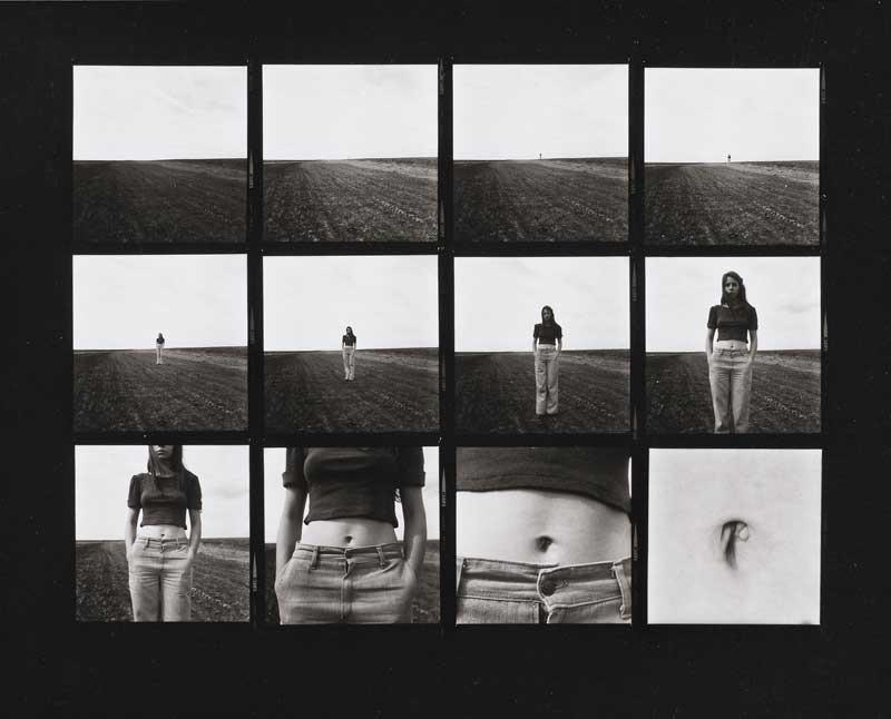 Floris Neusüss, Maßstabsobjekt 1: unendlich bis 1:1, Kassel 1974