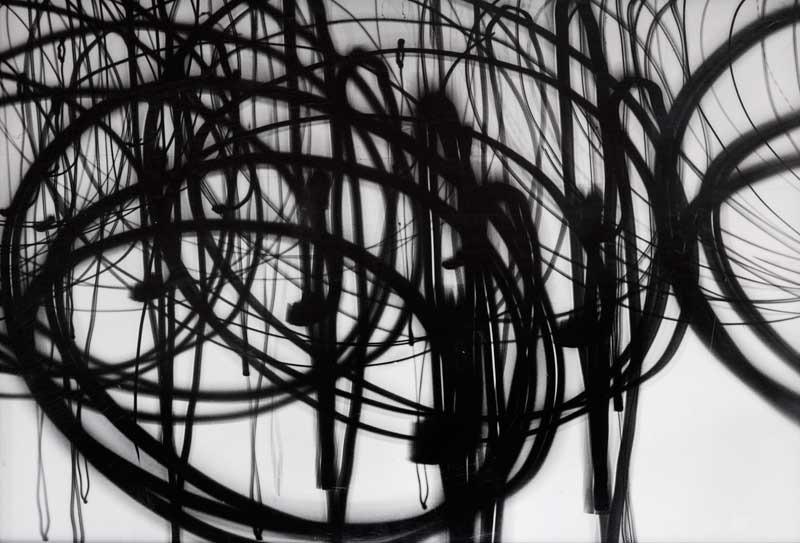 Otto Steinert (1915–1978): Luminogramm, 1952