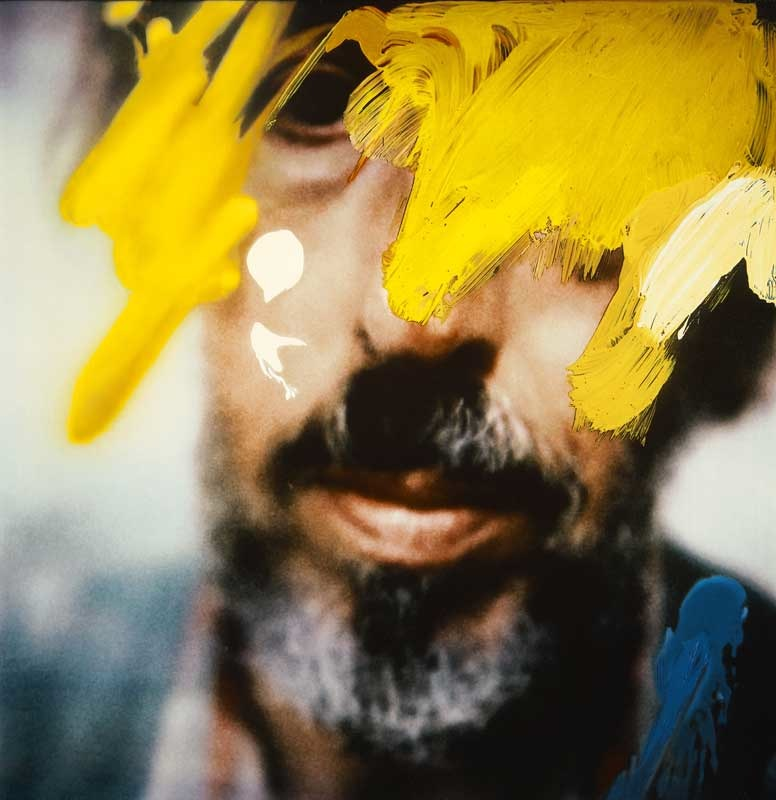 Richard Hamilton (1922–2011): Eight-Self-Portraits (Detail), 1994