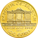 Wiener Philharmoniker Goldmnze