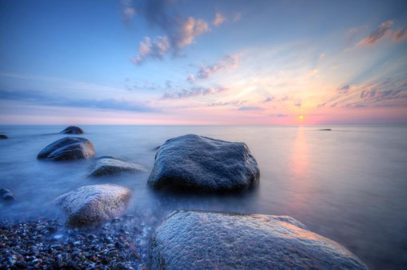 HDR Landschaftsfoto