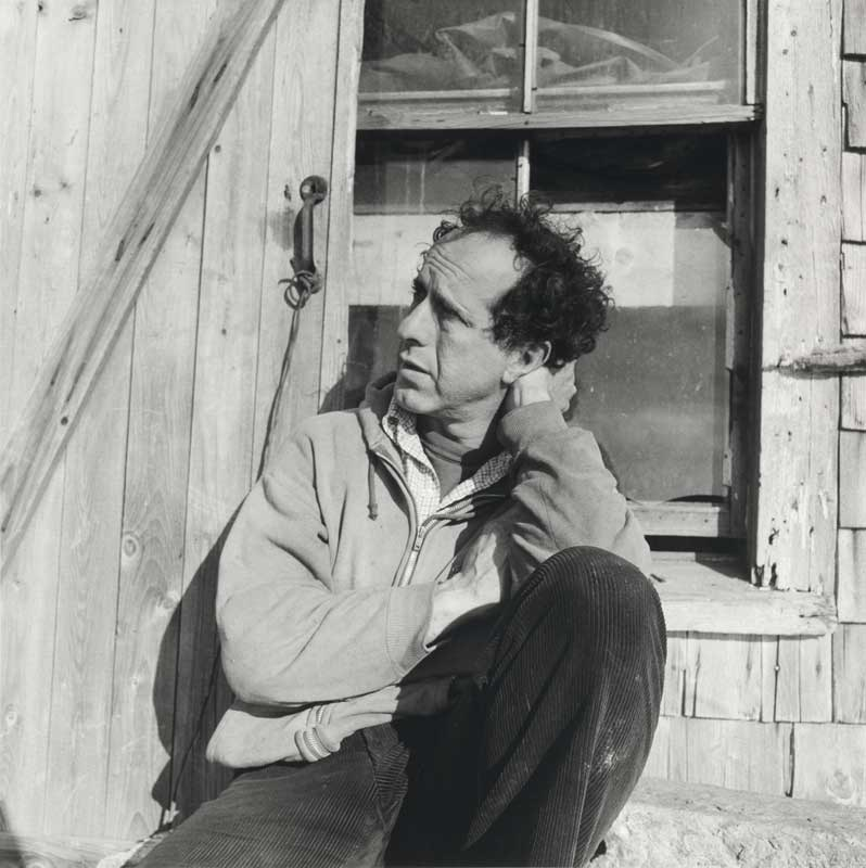 Walker Evans: Robert Frank, Nova Scotia, 1969-71