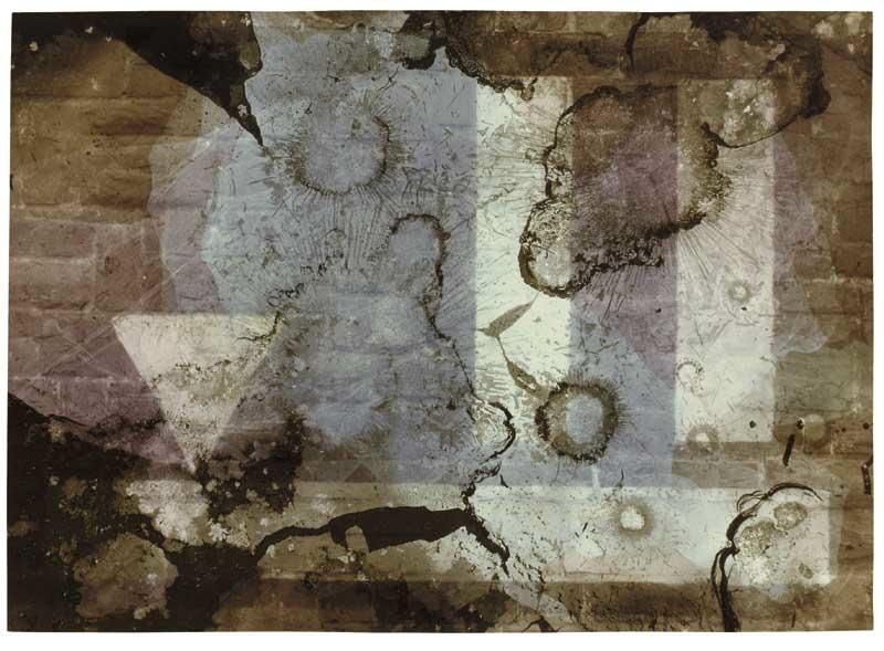 Das Schifffahrtszeichen, um 1960, C-Print, 27,7 x 38,6 cm<br />Foto: Heinz Hajek-Halke