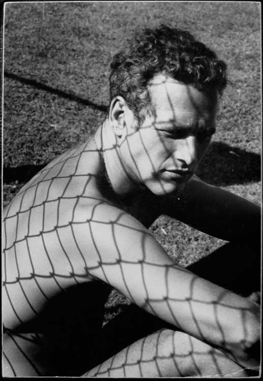 Martin-Gropius-Bau Dennis Hopper: Paul Newman, Location: Malibu, Ca USA, 1964 © The Dennis Hopper Trust Courtesy of The Dennis Hopper Trust