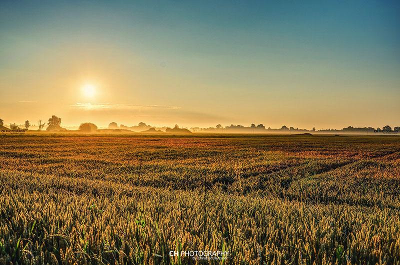 Landschaftsfoto in HDR: Farbe und Stimmung