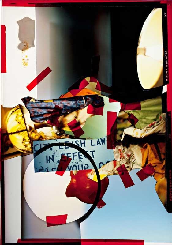 "John Schuetz, ""LYD TRIP"" (Detail), 2010-2011, C-Print, 59,4 x 42 cm - © John Schuetz, courtesy Galerie IDA ILLUSTER"