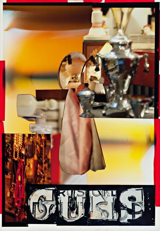 "John Schuetz, ""LYD 14"", 2001-2010, C-Print, 56 x 42 cm - © John Schuetz, courtesy Galerie IDA ILLUSTER"