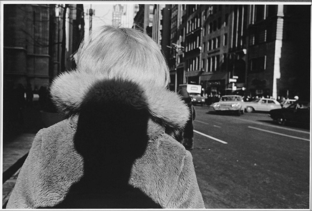 Lee Friedlander  Surrealistischer Meister Fotografischer Fehler