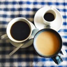 3 Tassen Kaffee