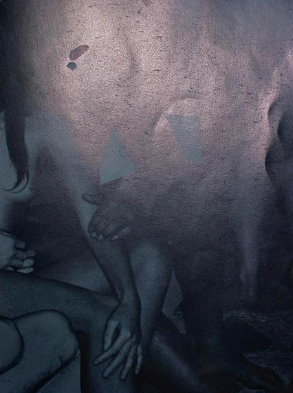 Dirk Braeckman, 10-01-04-05, 110 x 82 cm, Ultrachrome-Tintenstrahldruck auf Alu-Dibond