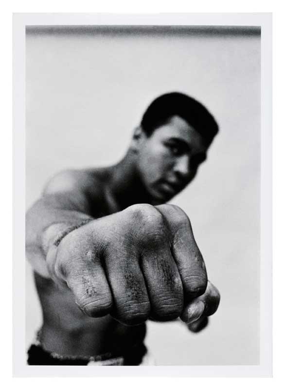 Thomas Hoepker: Muhammad Ali's Fist