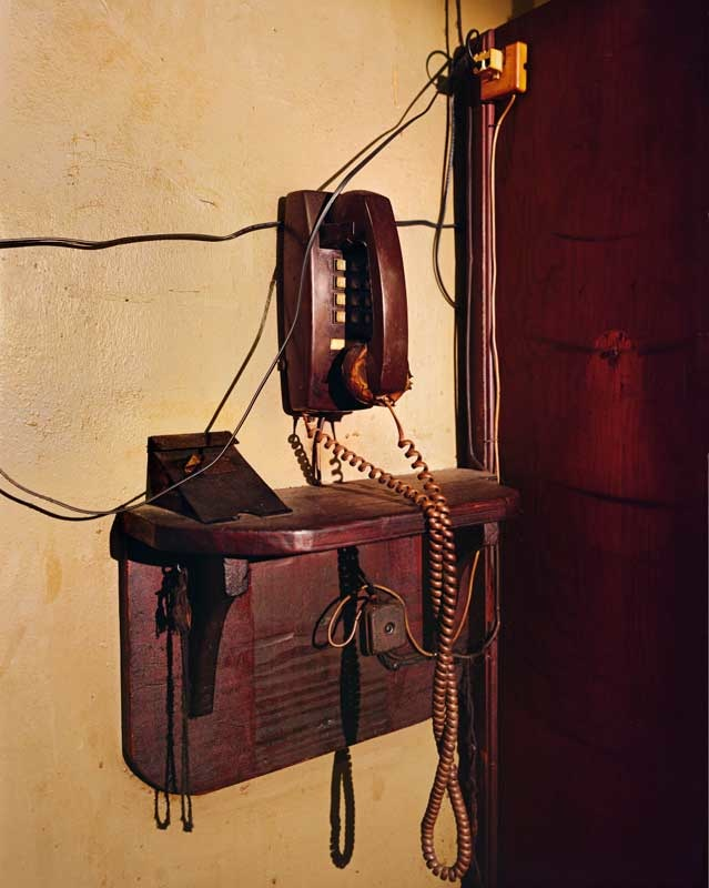 Christian Patterson - Telephone aus der Serie Redheaded Peckerwood