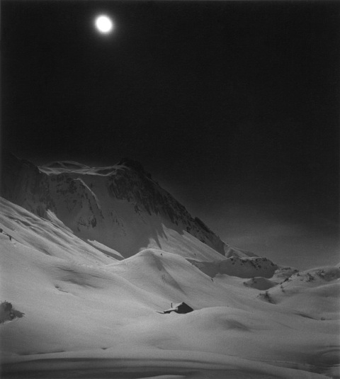 Flexenpass, 1994 © Konrad Rufus Müller Courtesy PINTER & MILCH