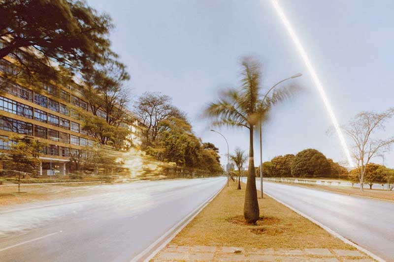 Lina Kim/Michael Wesely: Schattenloses Brasília