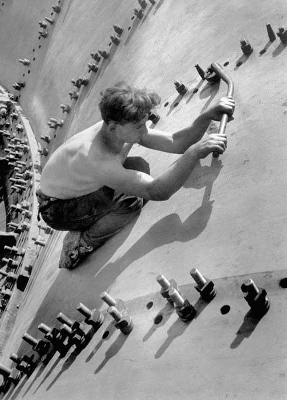 Margaret Bourke-White: Das Auge ihrer Zeit