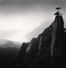 Huangshan Mountains, Study 25, Anhui, China, 2009 *