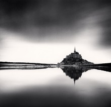 Midday Prayer, Mont St. Michel, France, 2004 *