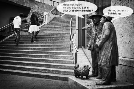Versteinerte Dialoge von Häberle und Pfleiderer