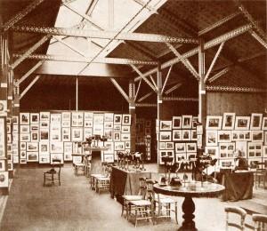 Jahresausstellung der Photographic Society, London, 1858