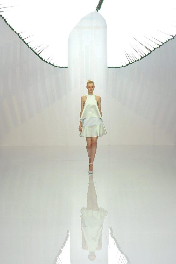 Catwalk als Bühne: Modewoche in Sydney, Australien EPA/PAUL MILLER